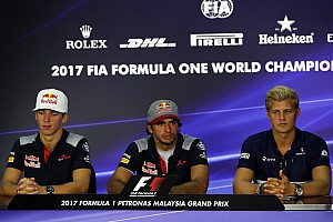 Formula 1 Press conference Malaysian GP: Thursday's press conference