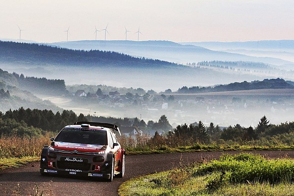WRC Breaking news Revised Rally Germany route criticised as