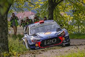 WRC Prova speciale Germania, PS2: Sordo sugli scudi. Errore di Ogier