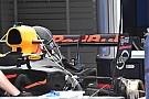 Red Bull abandons low drag set-up gamble