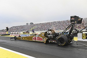 NHRA Qualifying report Hagan, Pritchett, T. Gray and Hines are provisional leaders at Indianapolis