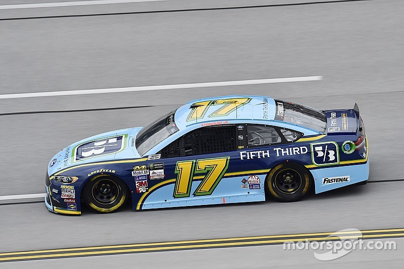 NASCAR in Talladega: Pole-Position für Ricky Stenhouse