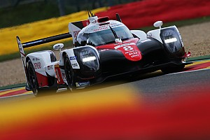 WEC Résumé d'essais libres EL3 - Toyota place ses pions avant les qualifications