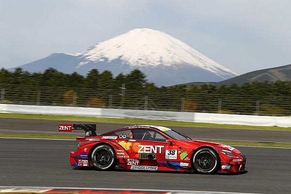Super GT Fuji: Sapu bersih podium, Lexus berjaya di kandang sendiri
