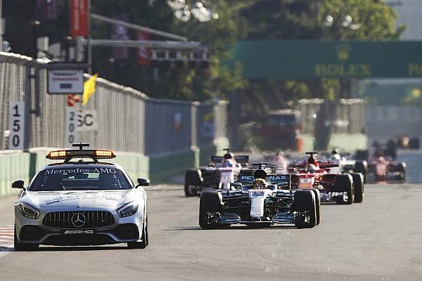F1 Hamilton explica lo que ocurrió antes del choque con Vettel