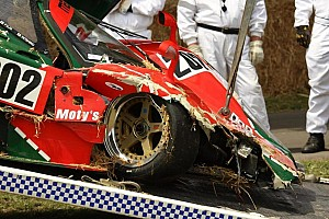 Automotive Breaking news 10 most hay-raising wrecks from Goodwood Hillclimb