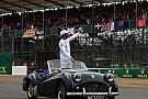 Criticar la ausencia de Hamilton en Londres Live