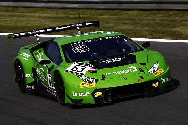 Blancpain Sprint Bortolotti op pole voor Brands Hatch kwalificatierace