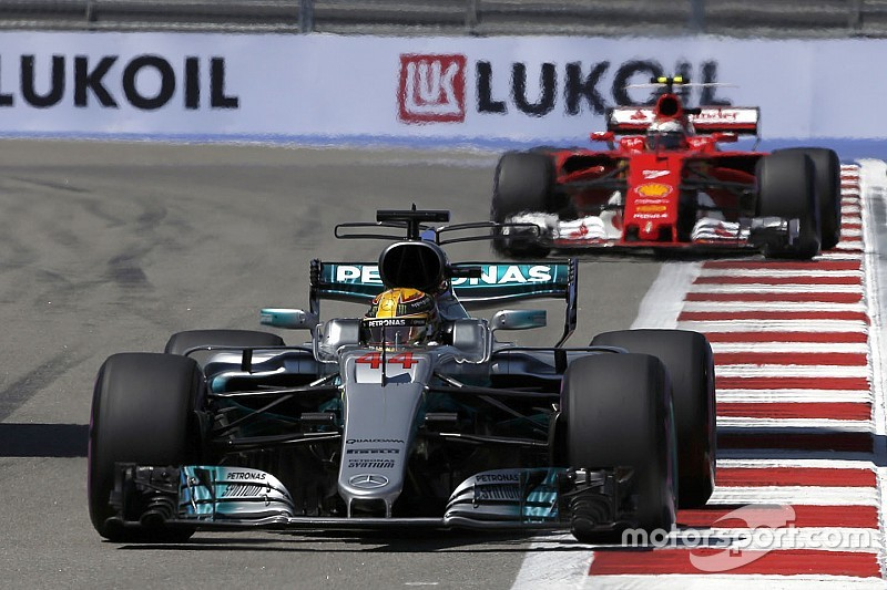 Formel 1 2017 in Sochi: Ergebnis, Qualifying