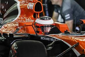 F1 Noticias de última hora Una falla en el motor deja a Vandoorne sin iniciar en Bahrein
