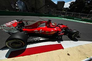 Формула 1 Коментар Аналіз: темп Ferrari в Баку нікуди не подівся