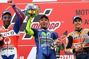MotoGP Race report