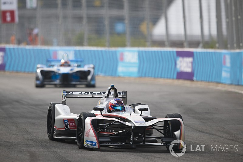 Paffett Formula E ile ilgilendiğini Mercedes'e iletmiş