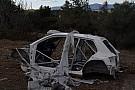 Rally Confermato: la scocca ritrovata in Grecia è della ŠKODA rubata a Rendina
