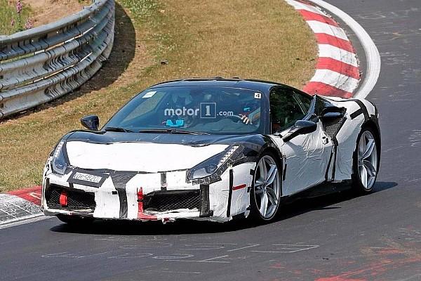 Auto Actualités La Ferrari 488 GTO va faire mal, très mal
