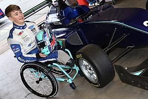 BF3 News Formel-3-Test: Billy Monger nach Unfall zurück im Formelauto