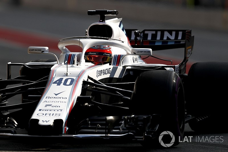 Kubica en Rowland testen voor Williams in Hongarije