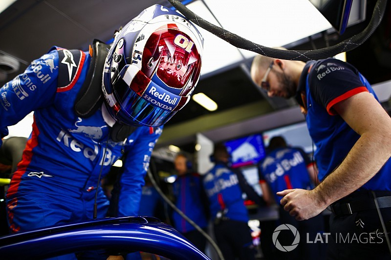 "Toro Rosso : ""Gasly n'a pas une seule faiblesse"""