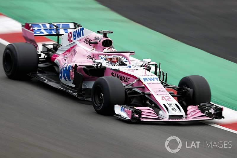 How Force India is solving its problems