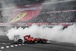 Ferrari I più cliccati Fotogallery: il fantastico Ferrari Show alle Finali Mondiali 2017