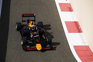 GP3 Race report Abu Dhabi GP3: Red Bull junior Kari scores maiden win