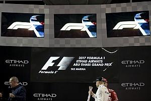 分析:为什么F1新标识对品牌推广有益