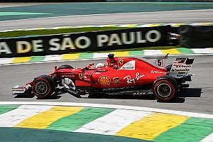 Formel 1 Reaktion Ferrari am Freitag: Abstand zu Mercedes wohl zu groß