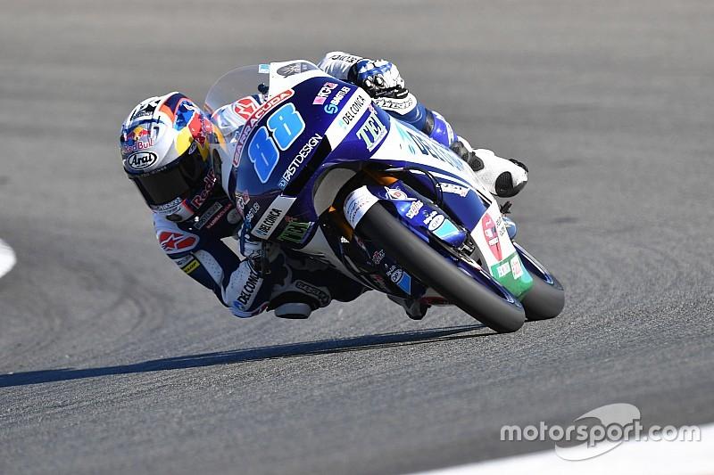 Finalmente Martin: vince a Valencia, ma che rimonta di Mir!