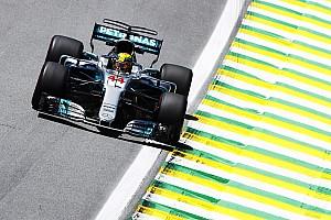 F1 Reporte de prácticas Hamilton arrancó con lo mejor en Brasil