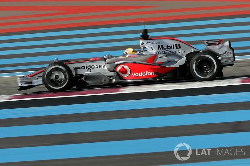 Хемілтон: Гран Прі Франції проводитимуть не на тій трасі