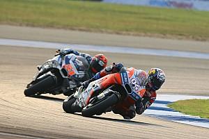 MotoGP Últimas notícias Dovizioso nunca considerou voltar ao chassi GP17 da Ducati