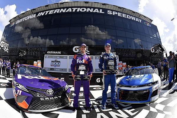 NASCAR Cup Relato de classificação Bowman supera Hamlin e leva pole para Daytona 500