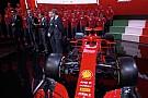 Formula 1 Ferrari, Arrivabene:
