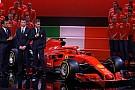 Formula 1 Ferrari resmi pamerkan penantang titel F1 2018, SF71H