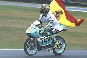 Moto3 News Was Moto3-Champion Joan Mir und Valentino Rossi vereint
