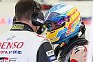WEC Vasselon sobre el debut de Alonso en el WEC: