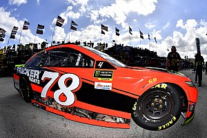 NASCAR Cup Preview Truex relaxed ahead of finale: