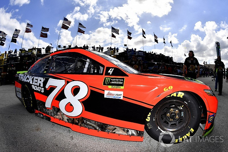 """Truex relaxed ahead of finale: """"I have a different perspective"""""""
