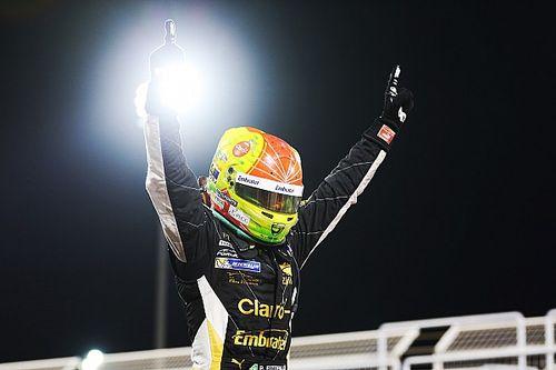 Sakhir, Gara 1: prima vittoria di Chaves, Fittipaldi è Campione
