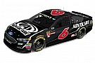 NASCAR Cup Roush Fenway's No. 6 team goes back to black in 2018