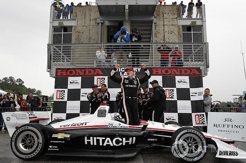 IndyCar: Newgarden rengkuh kemenangan kedua musim ini