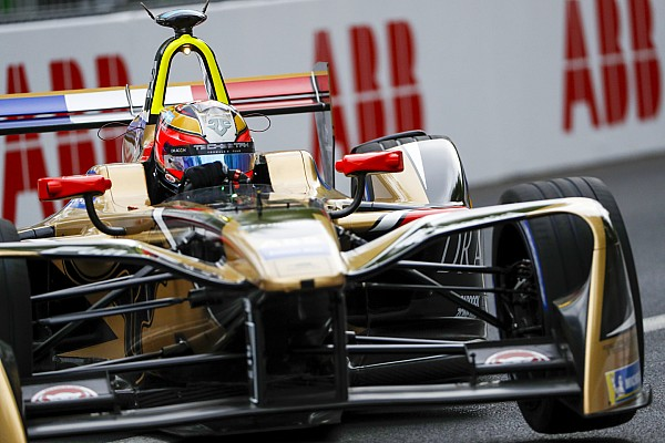 Formula E Paris ePrix: Vergne takes victory amid crazy finish