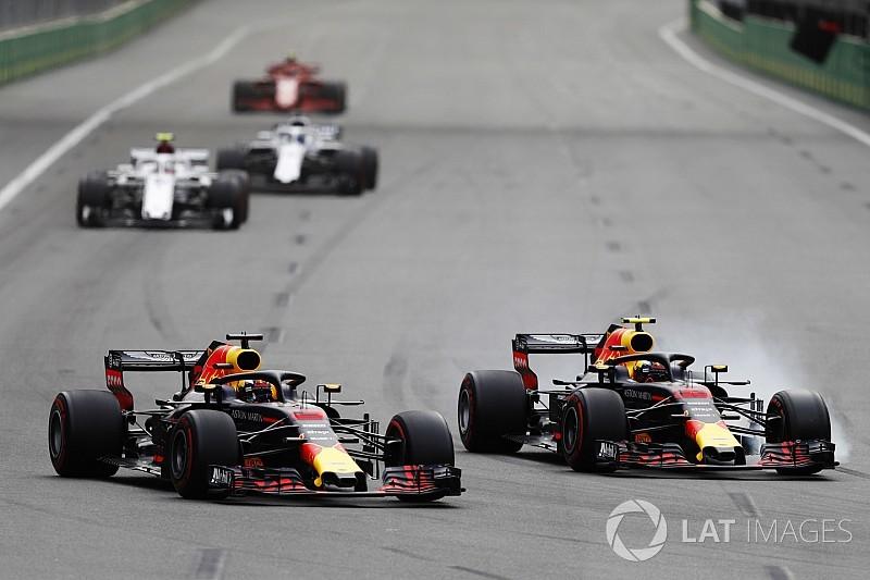 Los ingenieros de Red Bull evitarán episodios como el de Bakú