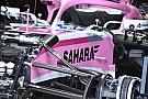 Formule 1 Pérez : Force India manque d'évolutions pour des raisons financières