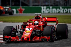 Formule 1 Actualités Pneus: Le violet supplante le jaune au Paul Ricard