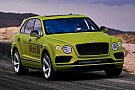 Auto Le Bentley Bentayga