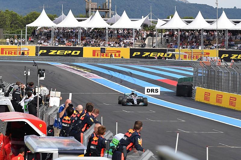 Гран Прі Франції: особистий залік