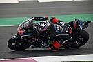 Moto2 Bagnaia se estrena en Moto2 tras un problema en el freno de Márquez