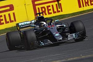 Formel 1 Melbourne 2018: Vorsprung von Mercedes schmilzt