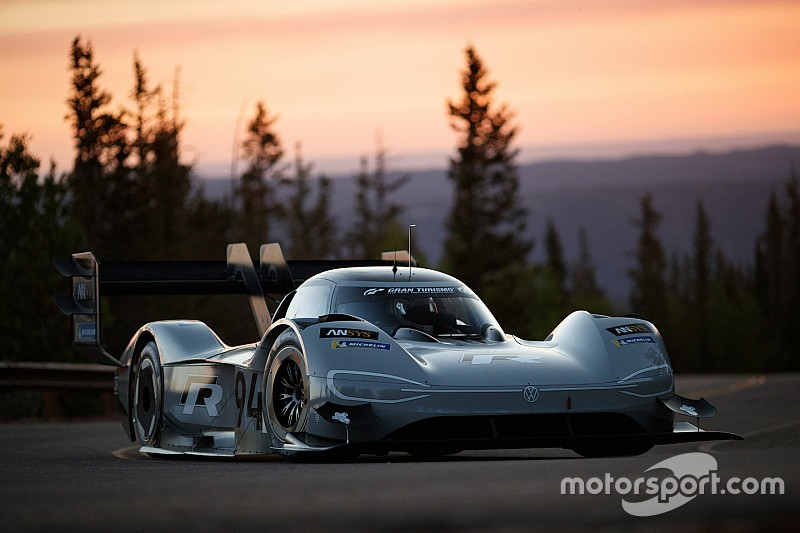 Explained:Volkswagen's all-electric Pikes Peak challenge